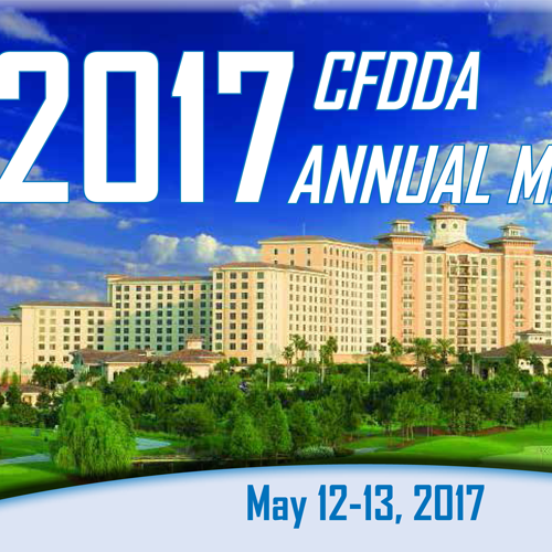 2017 CFDDA Annual Meeting
