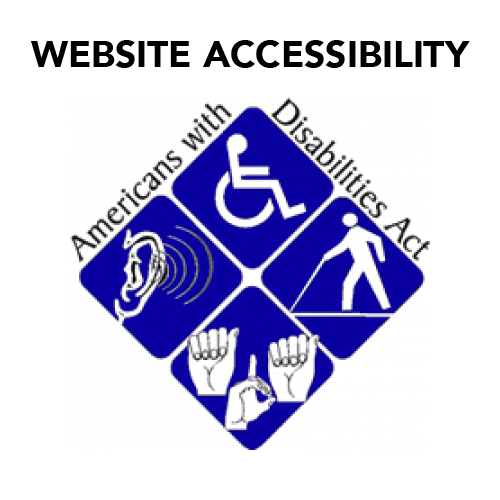 Americans with Disabilities Act Website Accessibility