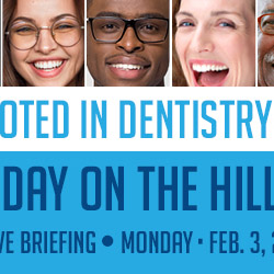 2020 Dentists' Day on the Hill